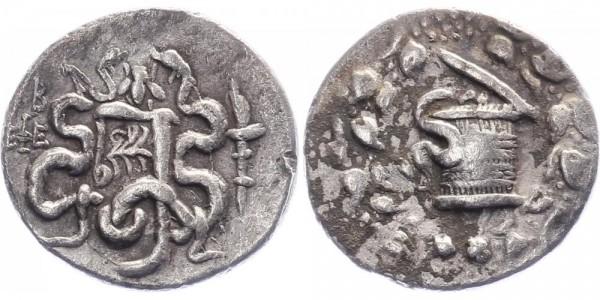 Ephesos Ionien 2 Jh. v. Chr. - Cistophor