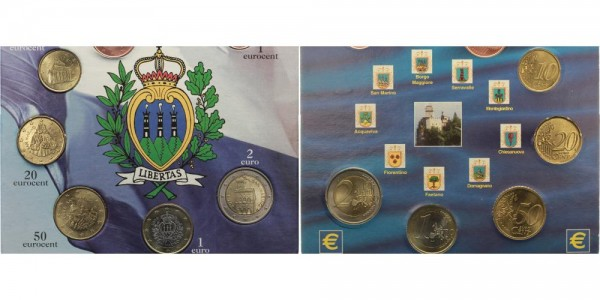 San Marino KMS (3,88€) 2006-7