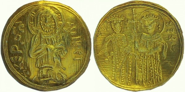 BYZANZ Hyperpyron 1195-1203 - Alexius III