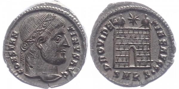 Rom Follis 307-337 n.Chr. - Constantin I.