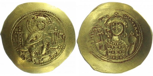 BYZANZ Histamenon 1071-1078 Constantinopolis Michael II Dukas (1071-1078)