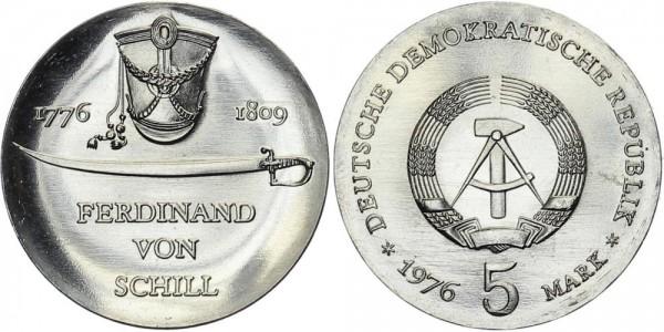 DDR 5 Mark 1976 A von Schill